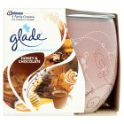 Glade Candle Honey & Chocolate - 120g Brand Price Match - Checked Tesco.com 03/02/2016