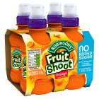 Robinsons Fruit Shoot low sugar orange - 4x200ml