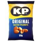 KP original salted peanuts - 90g Brand Price Match - Checked Tesco.com 16/04/2014