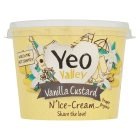 Yeo Valley vanilla custard n'ice-cream - 290ml
