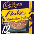 Cadbury Flake Celebration Cake -