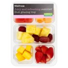 Waitrose summer fruit grazing tray - 240g