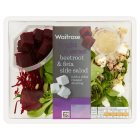 Waitrose beetroot & feta side salad - 200g