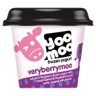 Yoo Moo frozen yogurt veryberrymoo - 170ml