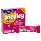 McVitie's medley rich tea rocky road
