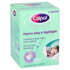 Calpol vapour plug & nightlight - each