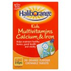 Haliborange kids multivitamins