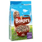 Bakers Complete senior beef, rice & vegetables - 2.7kg