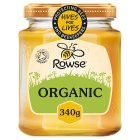 Rowse organic pure honey - 340g