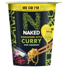Naked Noodle Singapore Curry - 78g