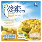 Weight Watchers crustless broccoli & cheese quiche - 160g