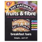 Eat Natural fruits & fibre plum breakfast bars