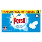 Persil non-bio 20 wash laundry tablets - 1.2kg Brand Price Match - Checked Tesco.com 16/04/2014