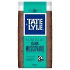 Tate & Lyle Fairtrade Dark Muscovado Sugar - 500g