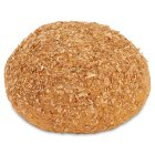 Waitrose Wholemeal rustic roll - each