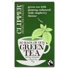 Clipper Green Tea with Ginseng - 40g