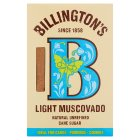 Billington's light muscovado sugar - 500g