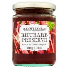 Mammy Jamia's rhubarb preserve - 340g Brand Price Match - Checked Tesco.com 16/07/2014