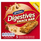 McVitie'smedley digestive hazelnuts & milk chocolate - 6x30g Brand Price Match - Checked Tesco.com 16/04/2015