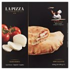 La Pizza Margherita Mini Calzone - 2x120g