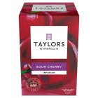 Taylors blackberry wrapped tea bags, 20 pack - 40g New Line