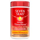 Seven Seas cod liver/primrose oil - 90s Brand Price Match - Checked Tesco.com 10/03/2014