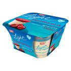Müller light fruitopolis Greek style cherry - 4x130g
