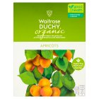 Waitrose LOVE life organic ready to eat soft dried apricots - 250g