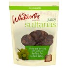 Whitworths juicy sultanas - 325g Brand Price Match - Checked Tesco.com 21/04/2014