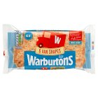 Warburtons van shapes sliced rolls - 6s Introductory Offer