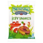 The Natural Confectionery Co, jelly snakes