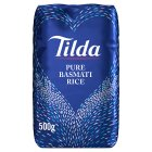 Tilda pure basmati rice - 500g Brand Price Match - Checked Tesco.com 25/11/2015