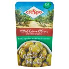 Crespo pitted green olives chilli - 70g Brand Price Match - Checked Tesco.com 17/12/2014