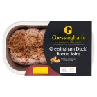 Gressingham Duck duck breast joint with stuffing