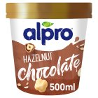 Alpro Hazelnut Chocolate Ice Cream - 500ml