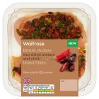 Waitrose British Chicken Tomato & Chilli BreastFillets - 300g