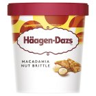Häagen-Dazs secret sensations macadamia brittle - 500ml Introductory Offer