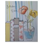 Happy Birthday Wishes Card - each