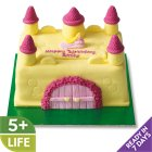 Enchanted Castle Cake - each