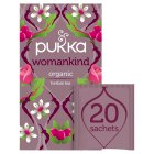 Pukka womankind 20 tea sachets - 30g New Line