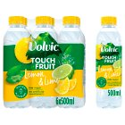 Volvic touch of lemon & lime flavour - 6x50cl Brand Price Match - Checked Tesco.com 20/05/2015