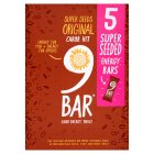 9Bar Super Seeds Original Carob Hit - 5x40g