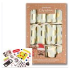 Waitrose Photobooth Gold Spot Crackers - 8s
