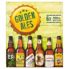 Golden Ales England - 6x500ml