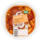 Waitrose World Deli White Beans, Pepper Romesco - 150g