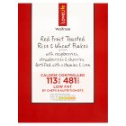 Waitrose LoveLife Calorie Controlled red fruit toasted rice & wheat flakes - 375g