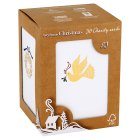 Waitrose Christmas mini gold icons cards - 30s