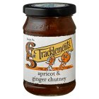 Tracklements apricot & ginger chutney - 320g
