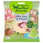 Woodland Friends Ollie Izzy & friends soft gums - 180g