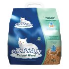 Catsan natural wood litter - 10litre